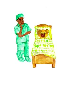green surgeon