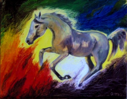 horse of the elements